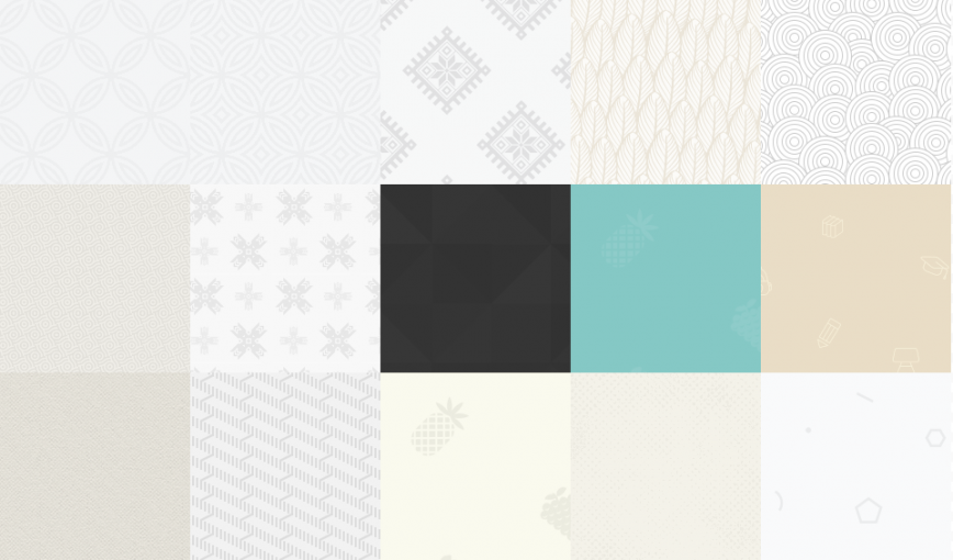 Subtle Patterns -  Free textures for your next web project.