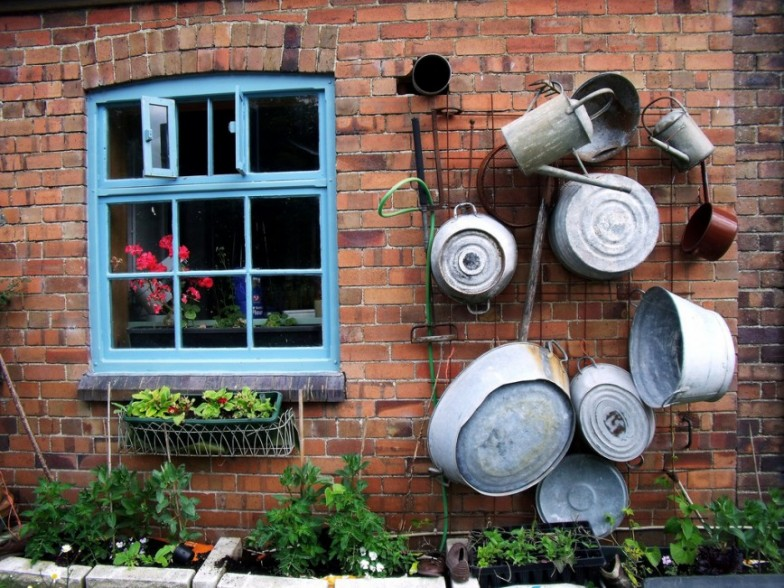 Garden Art @ The Thomas Shop, Powys