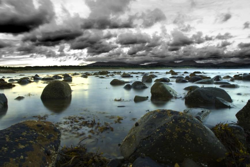 Criccieth Beach – Mark Routledge