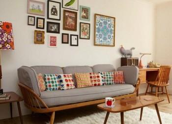 Unique & Retro Interior Design Ideas