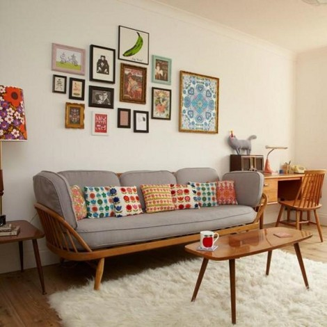 Unique & Retro Interior Design Ideas