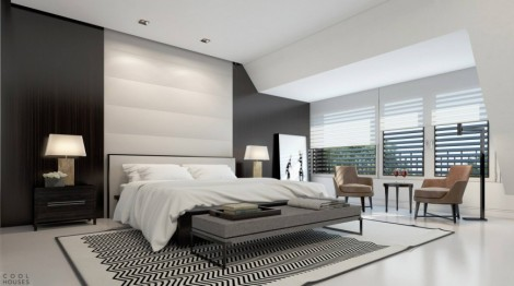 Create a Modern Bedroom for 2016