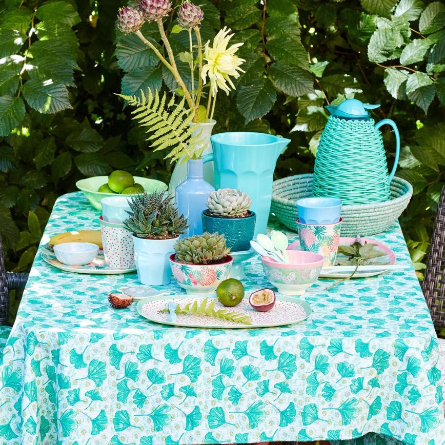 Totally Tropical: 9 Ways To Incorporate This Season's Brightest Trend Into Your Home