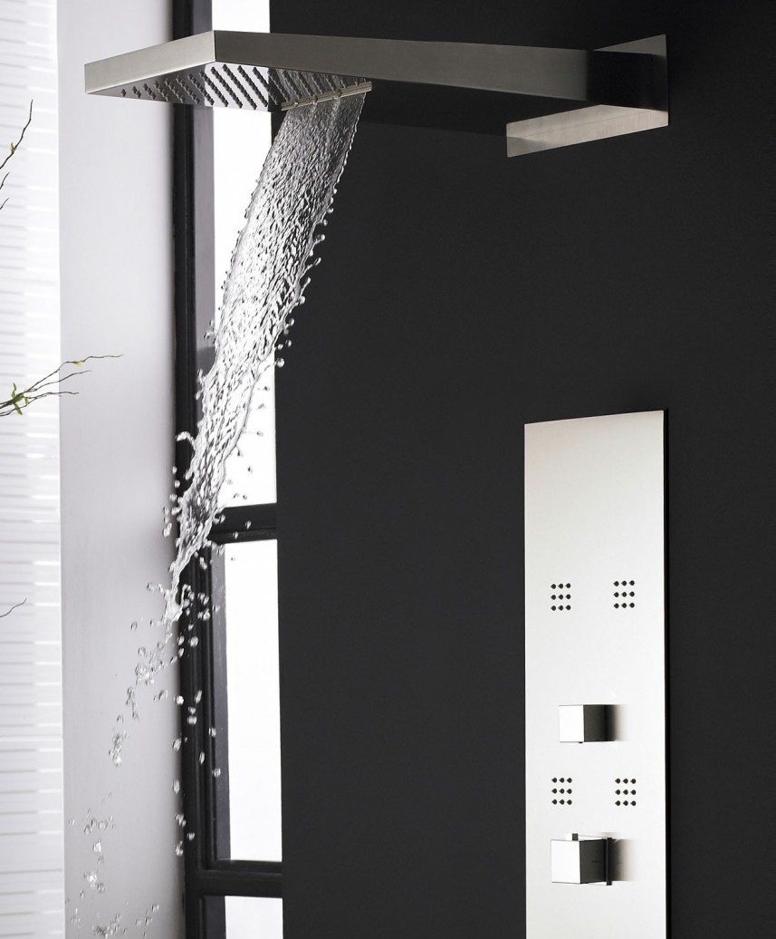 Selecting the right Shower Head for your Bathroom - Pin Shower Head