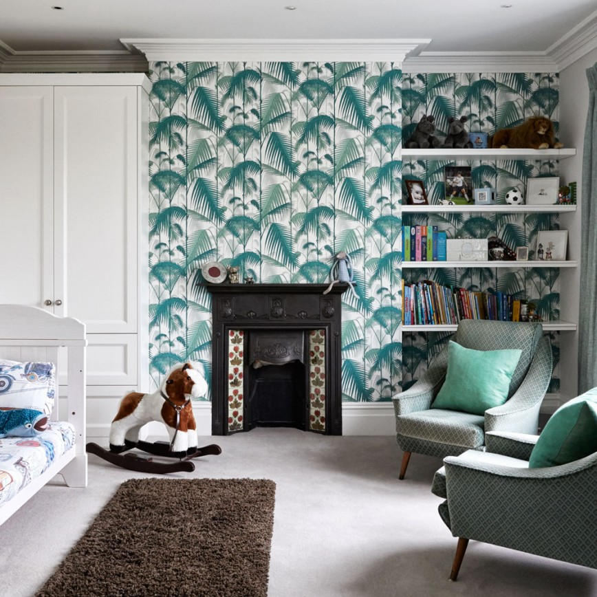 5 Ways To Add Victorian Style - Image From IdealHome.co.uk