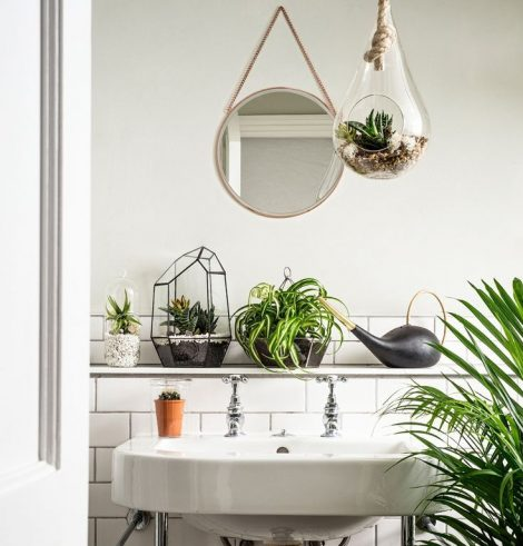 Creating My Perfect Summer Bathroom