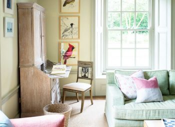 Double Glazed Sash Windows - Image from IdealHome.co.uk - By Paul Raeside