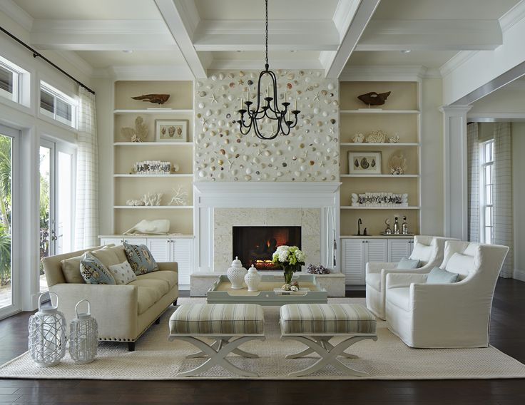 11 Unique Ways To Use Shells In Your Home Decor - Image From Houzz.co.uk - By JMA Interior Design