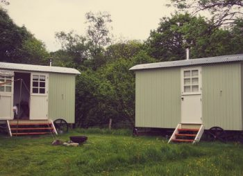 10 Entertaining Ways To Use Your Garden Room - Image From Flickr - Photo By Duncan Stephen - Shepherds Huts Snowdonia