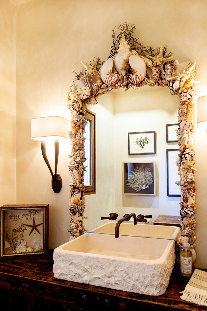11 Unique Ways To Use Shells In Your Home Decor - Image From Houzz.co.uk - By Mimi Snowden Design