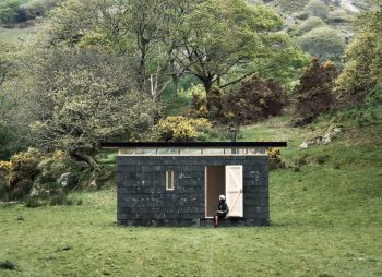 Tiny House Wales - Trias Studio Slate Cabin - Image From trias.com.au