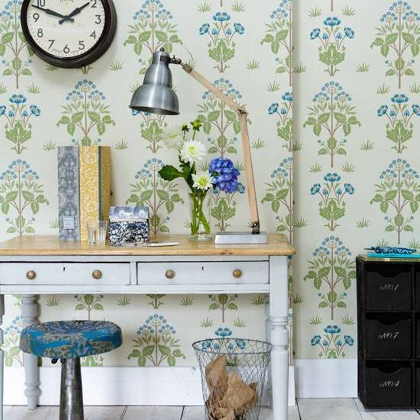 Create Your Home Office The Feng Shui Way - Image From IdealHome.co.uk