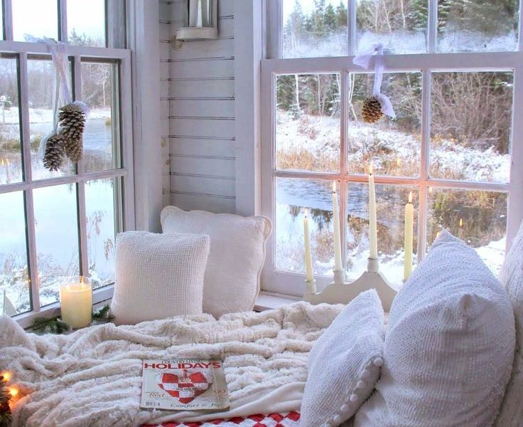 Design Tips To Make Your Home Warm & Cosy For Winter