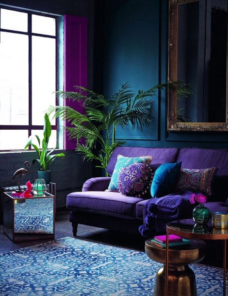 Must Have: Colour Trends For The Home In 2018