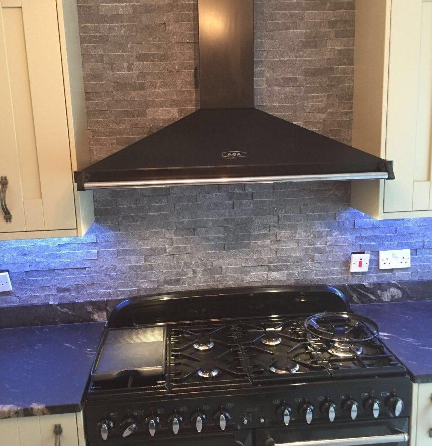 Kitchen Backsplash Tile Ideas For 2018 - Rock Panel Cladding