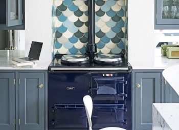 Kitchen Backsplash Tile Ideas For 2018 - Image From IdealHome.co.uk