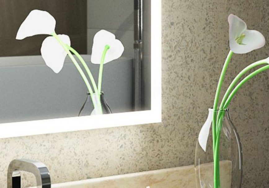 Modern Transformations In Bathroom Mirrors