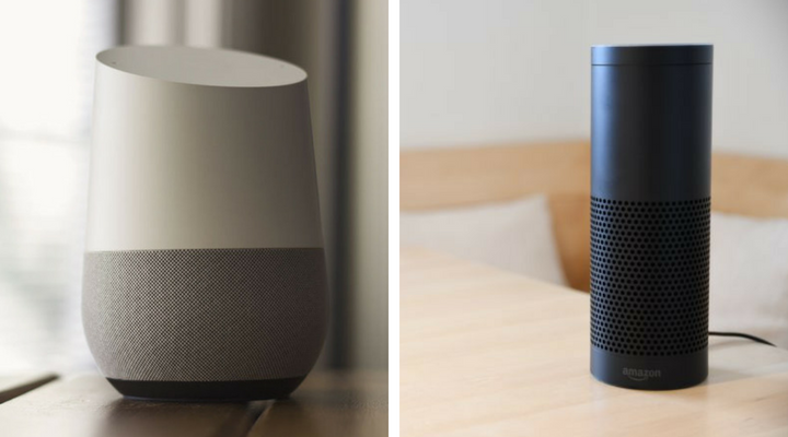 What Are The Best Voice Command Devices For Home Automation? - Amazon Alexa or Google Home