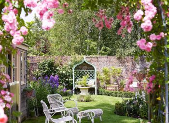 5 Ways To Make Your Garden Pop This Summer - house and garden