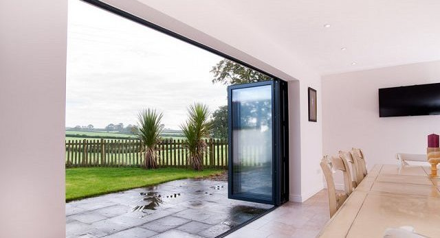 Decorating Before/After Fitting Your New Bi-Fold Doors - Image From bifoldshop.co.uk