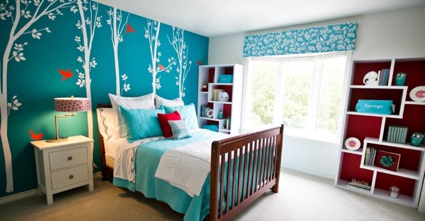 How To Update Your Teenage Girls Bedroom