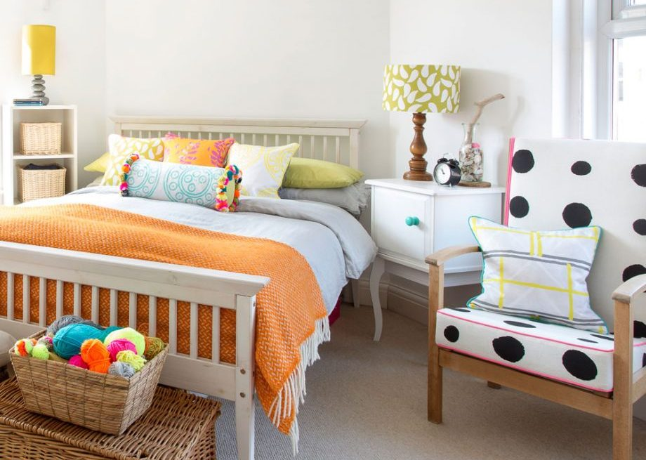 How To Update Your Teenager Girls Bedroom - Image From IdealHome.co.uk - Image credit: Jonathan Jones