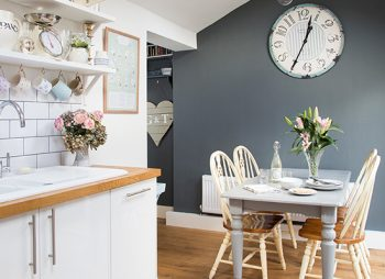 Top Ways To Add Character To A New Build Home - Image From IdealHome.co.uk