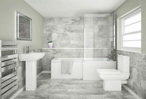 5 Big Bathroom Ideas For Small Spaces