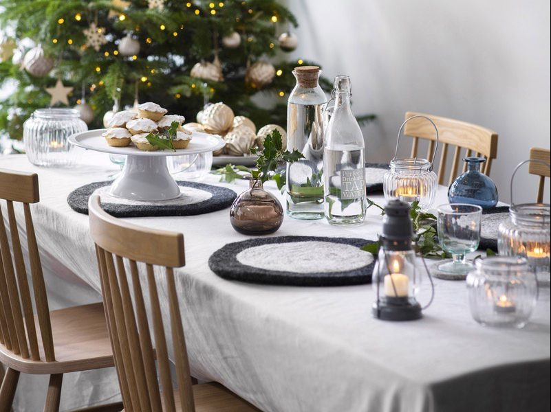 5 Ideas For Decorating Your Christmas Table