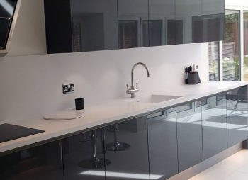 Corian vs Granite - Image From UniqueFabrications.co.uk