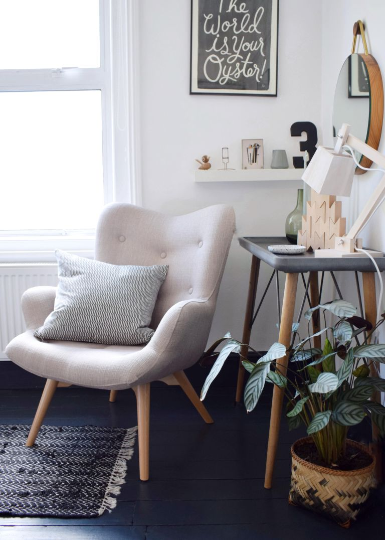 How The Design Of Your Home Impacts Your Mental Health - Sloane Sons Angel Wingback Chair