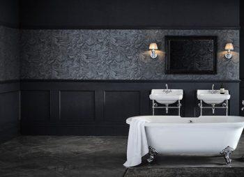 How To Brighten A Windowless Bathroom