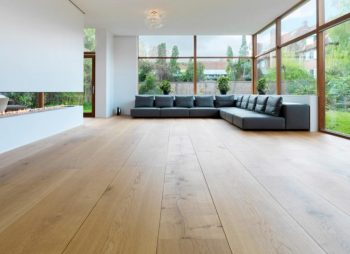 A Comprehensive Guide To Types Of Flooring For Homes
