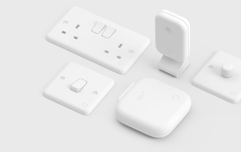 Traditional Styled Smart Switches And Sockets