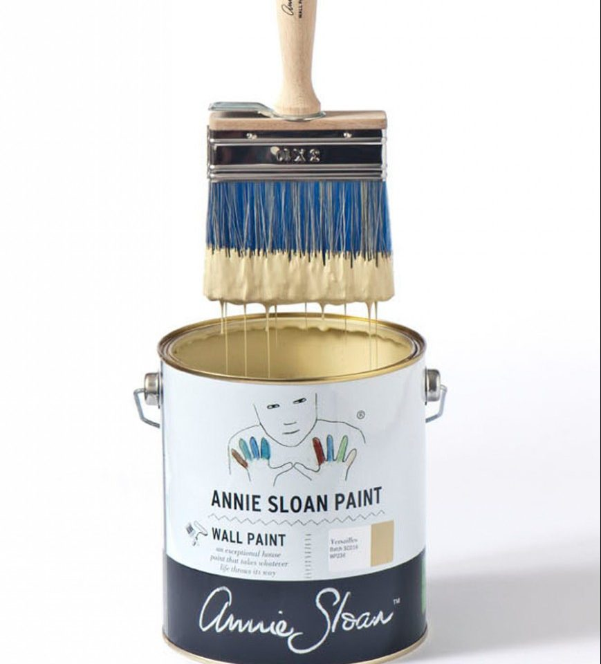 4 Painting Tips For Beginners - Image Via AnnieSloan.com