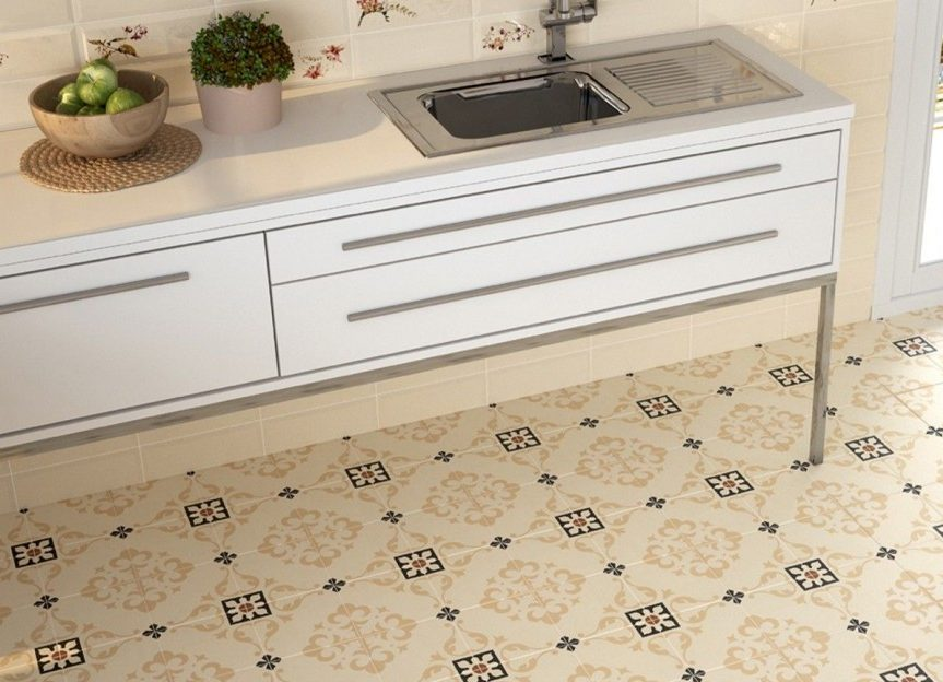 How To Clean Your Floor Tiles