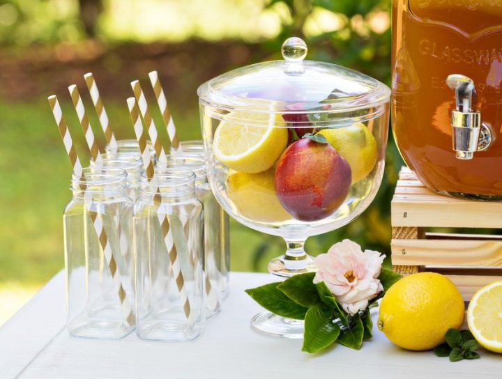 Preparing For A Summer Garden Party