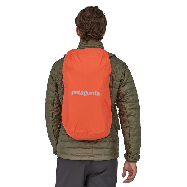 Patagonia pack rain cover 100% recycled nylon (£22.00)
