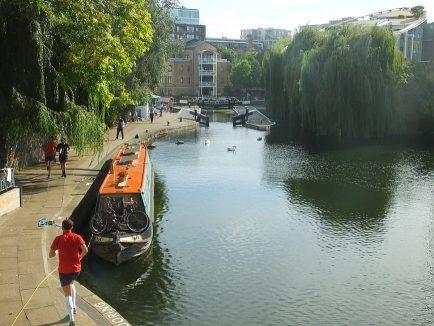 Regents Canal Islington