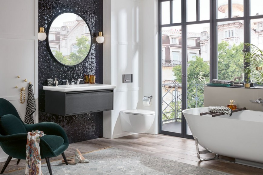 Luxury Villeroy & Boch Bathroom