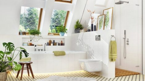 5 Essential Design Tips For Your New Bathroom