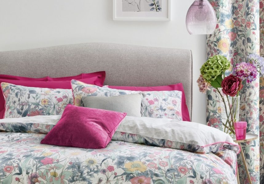 Welcoming Botanicals And Florals Into Our Homes This Spring