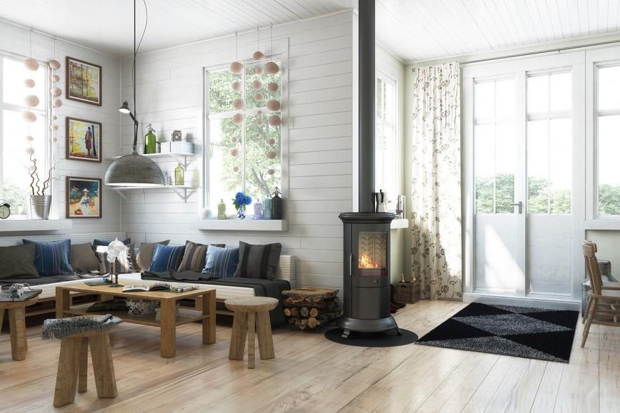 Can A Fireplace Heat A Whole House?