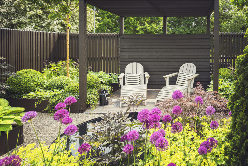 Turning Your Garden Into A Peaceful Haven