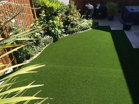 Artificial Grass Versus A Live Lawn