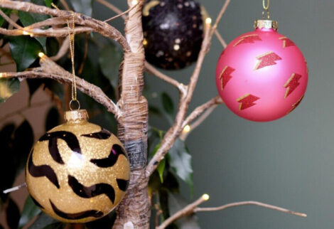 8 Ostentatious Ornaments For Your Christmas Tree