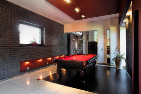 What You Need To Design A Luxury Games Room
