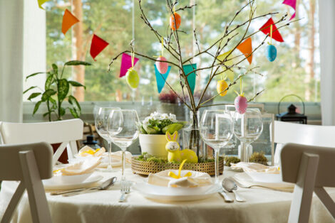 3 Enchanting Ways To Decorate Your Home For Easter