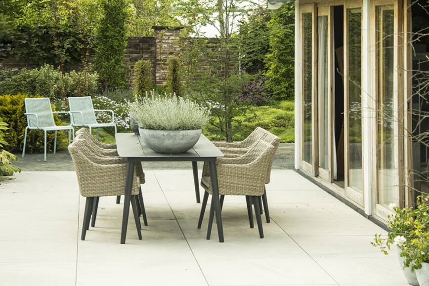 Outdoor furniture and patio
