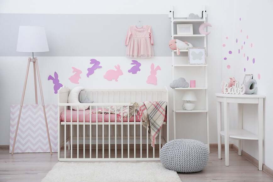 Bring Your Children Closer To The Nature With Colorful Animal Wall Stickers